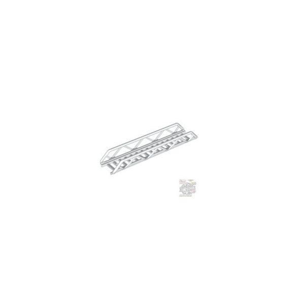 Lego LADDER 4X16 W. Ø3.2 SHAFT, White