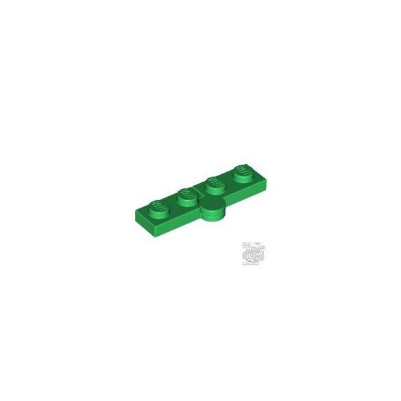 Lego Hinge Plate 1X2, Green
