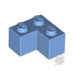 Lego BRICK CORNER 1X2X2, Medium blue