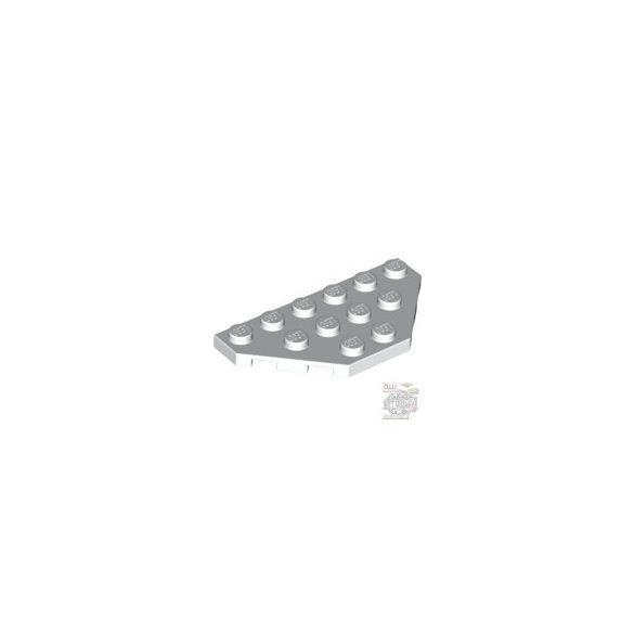 Lego CORNER PLATE 3X6, White