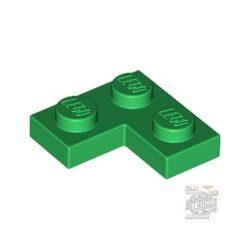 Lego Corner Plate 1X2X2, Green