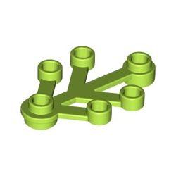 Lego Limb Element, Small, Bright Yellowish green