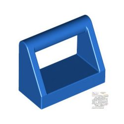 Lego CLAMP 1X2, Bright blue