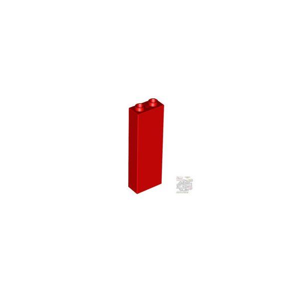 Lego BRICK 1X2X5, Bright red