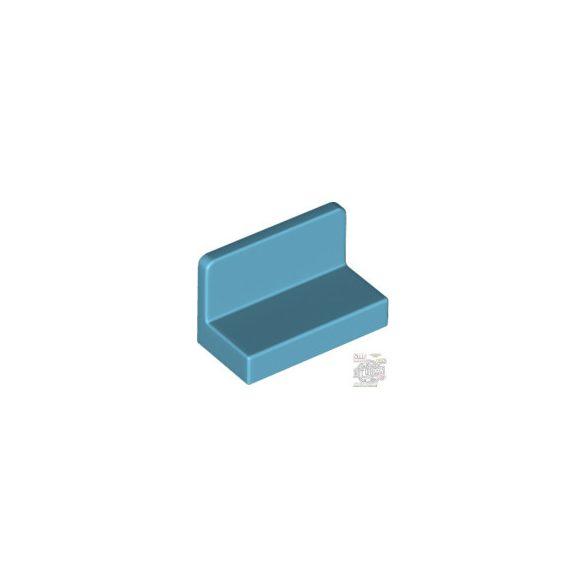 Lego WALL ELEMENT 1X2X1, Medium azur