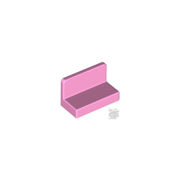 Lego WALL ELEMENT 1X2X1, Rose