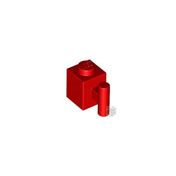 Lego BRICK 1X1 W. HANDLE, Bright red