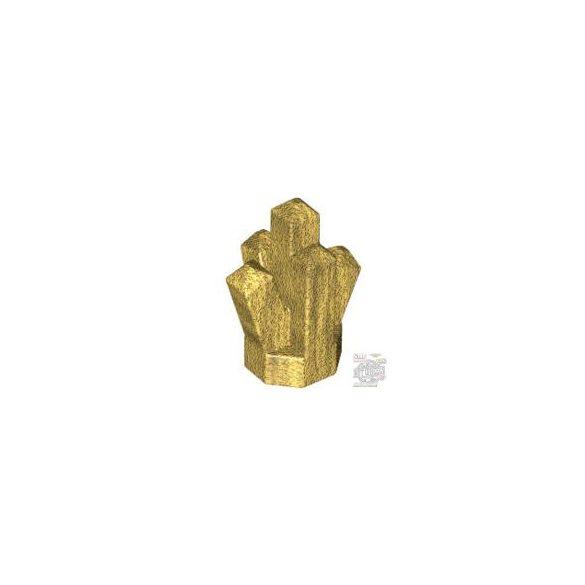 Lego ROCK CRYSTAL, Gold