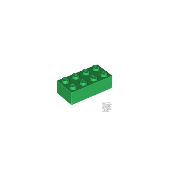 Lego Brick 2X4, Green