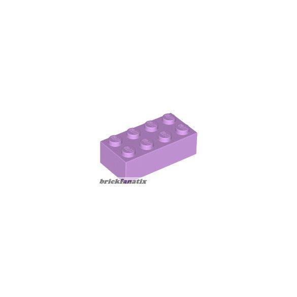 Lego BRICK 2X4, Medium levander