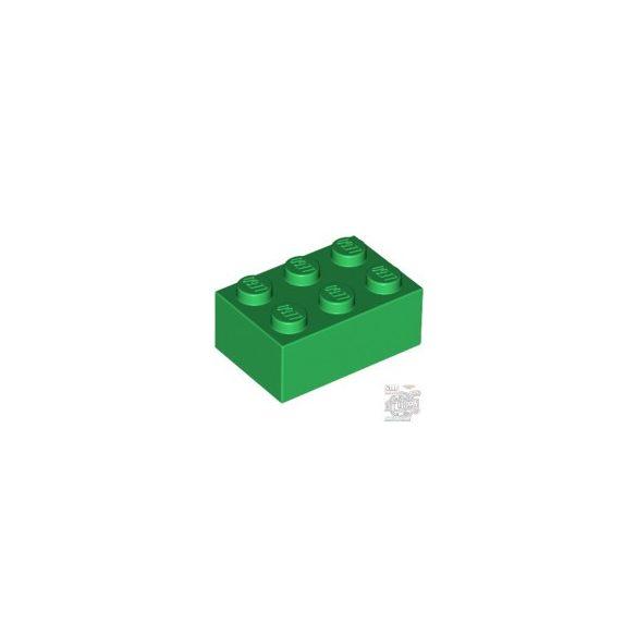 Lego Brick 2X3, Green