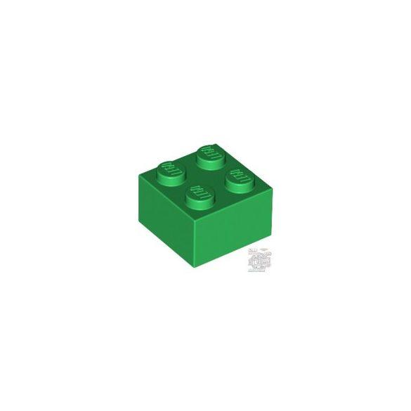 Lego Brick 2X2, Green