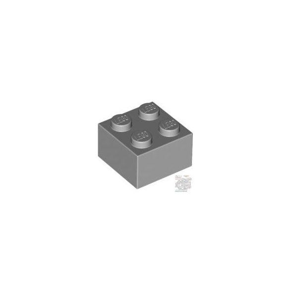 Lego Brick 2X2, Light grey