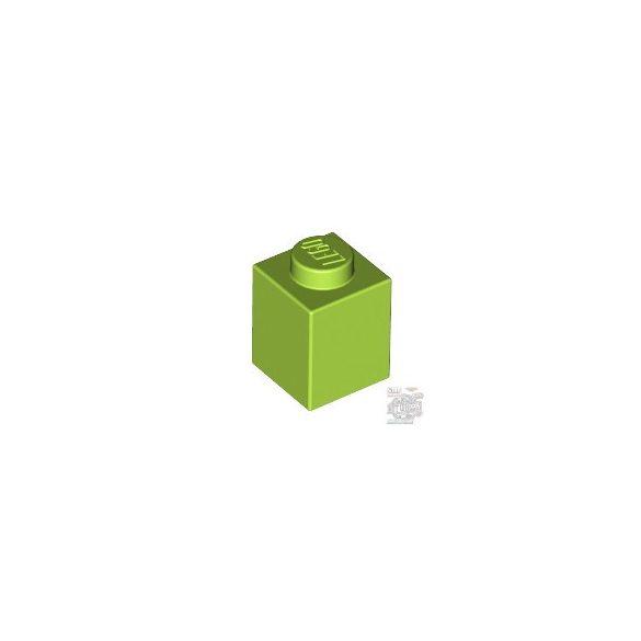 Lego BRICK 1X1, Bright yellowish green