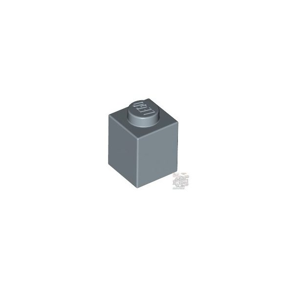 Lego BRICK 1X1, Sand Blue