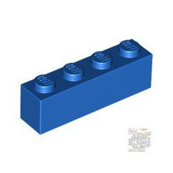Lego BRICK 1X4, Bright blue