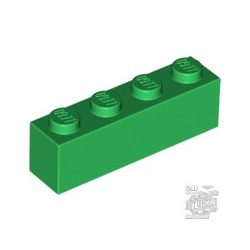 Lego BRICK 1X4, Green