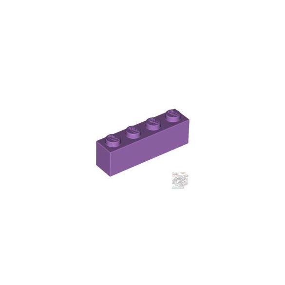 Lego BRICK 1X4, Medium levander
