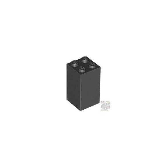Lego Brick 2X2x3, Black