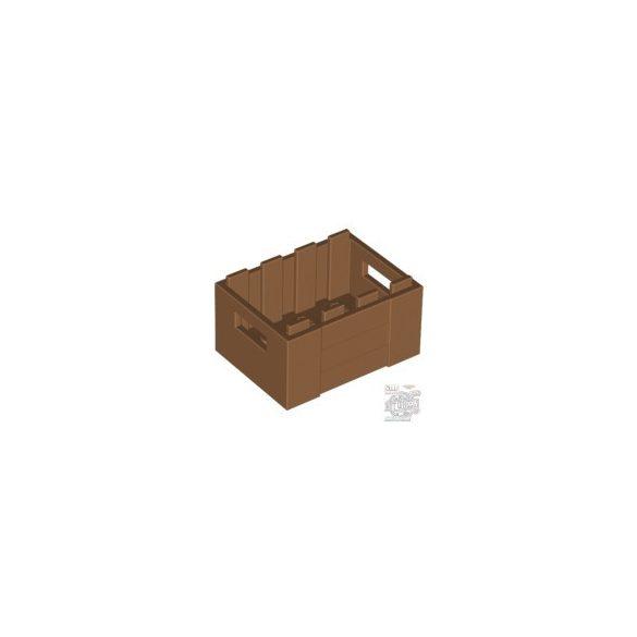 Lego Box 3X4, Medium nougat