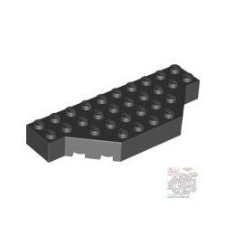 Lego Brick 2X10 W. Bay, Black