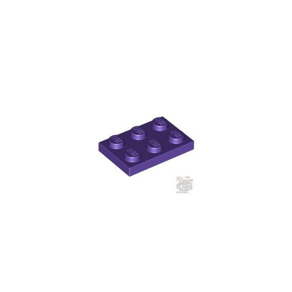Lego PLATE 2X3, Medium lilac
