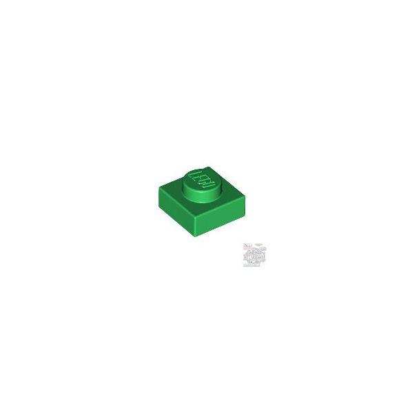 Lego PLATE 1X1, Green