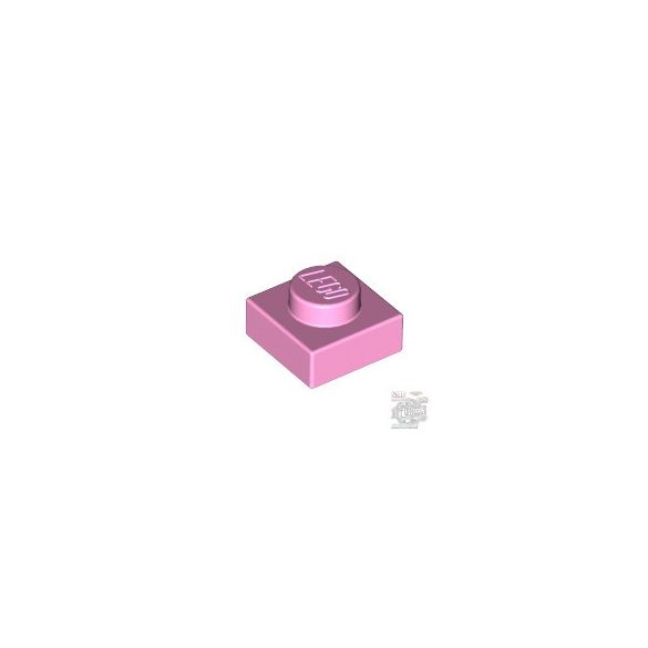 Lego PLATE 1X1, Rose