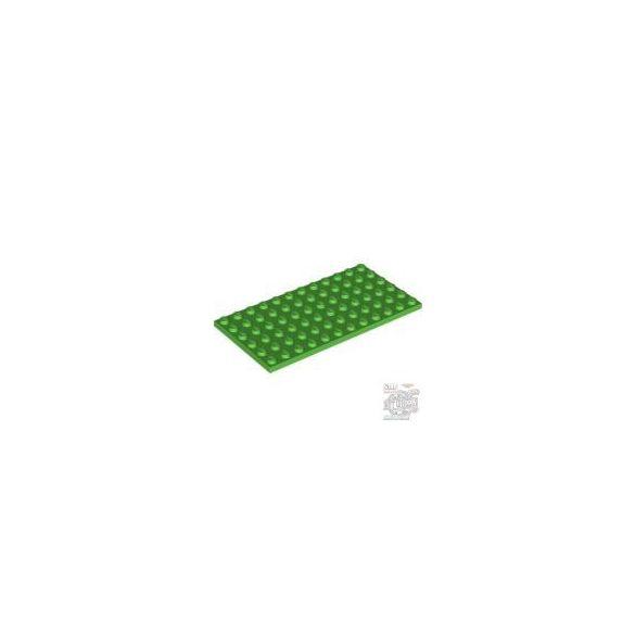 Lego PLATE 6X12, Bright green