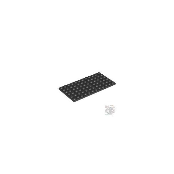 Lego Plate 6X12, Black