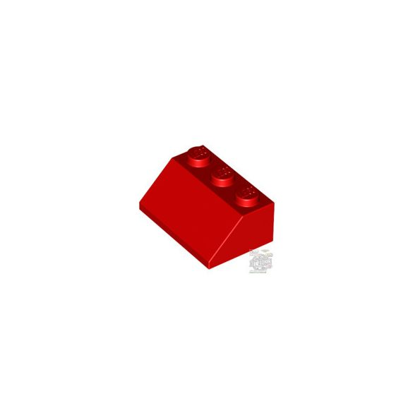 Lego ROOF TILE 2X3/45°, Bright red
