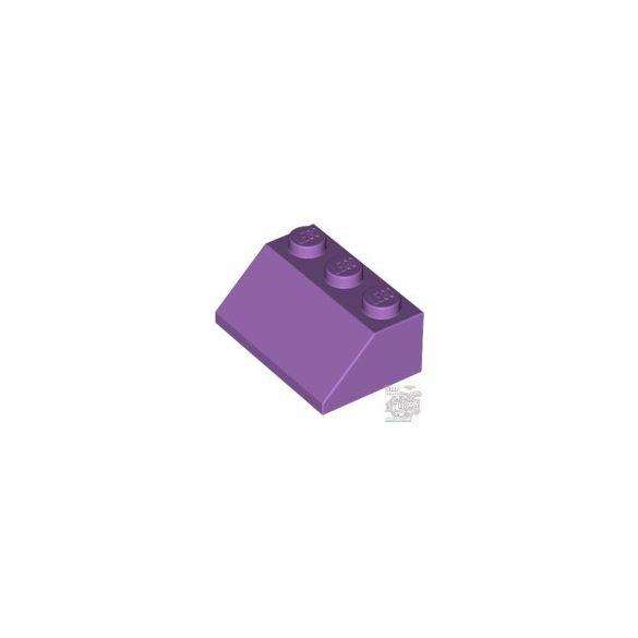 Lego ROOF TILE 2X3/45°, Medium levander