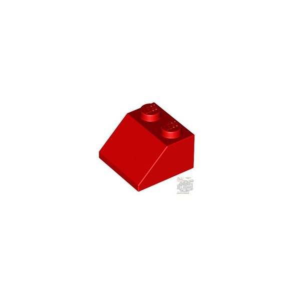 Lego ROOF TILE 2X2/45°, Bright Red