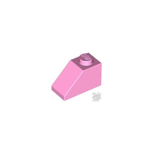 Lego ROOF TILE 1X2/45°, Rose