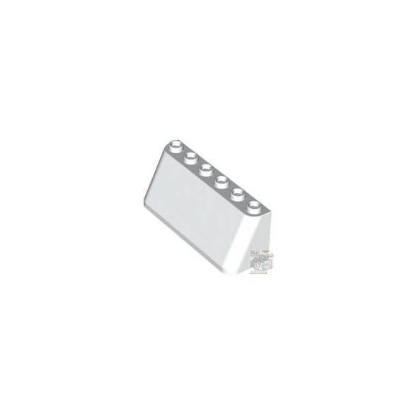 Lego WINDSCREEEN 2X6X2, White