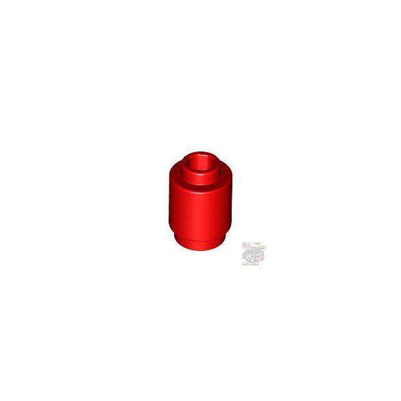 Lego ROUND BRICK 1X1, Bright red