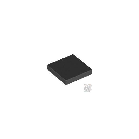 Lego Flat Tile 2X2, Black