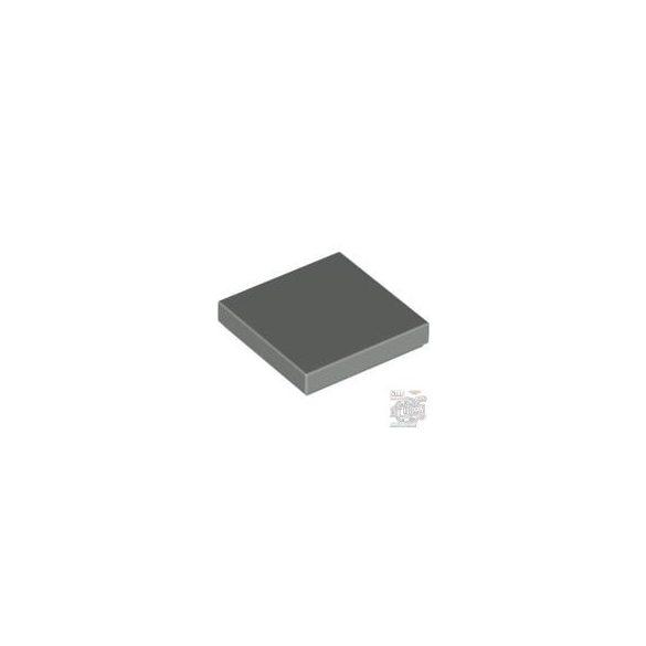 Lego Flat Tile 2X2, Light grey