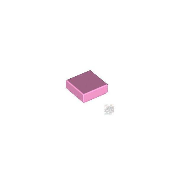 Lego FLAT TILE 1X1, Rose