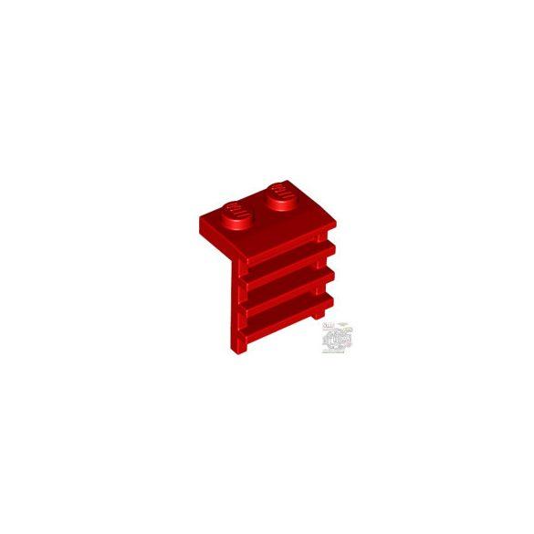 Lego LADDER 1X2X2, Bright red