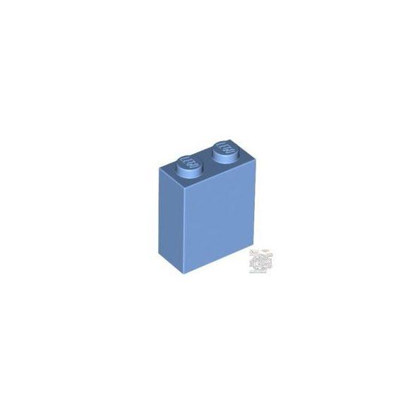 Lego BRICK 1X2X2, Medium blue