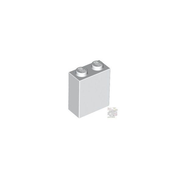 Lego BRICK 1X2X2, White