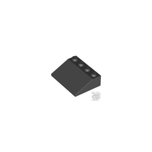 Lego Roof Tile Roof Tile 3X4/25°, Black