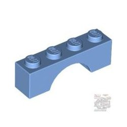 Lego BRICK W. BOW 1X4, Medium blue