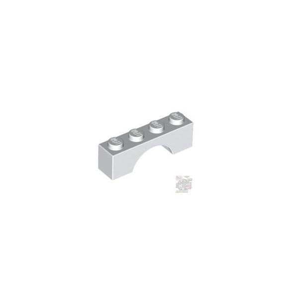 Lego BRICK W. BOW 1X4, White