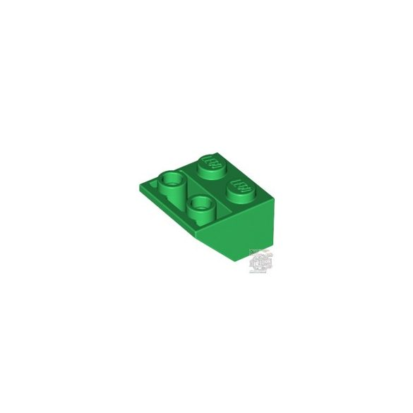 Lego ROOF TILE 2X2/45° INV., Green