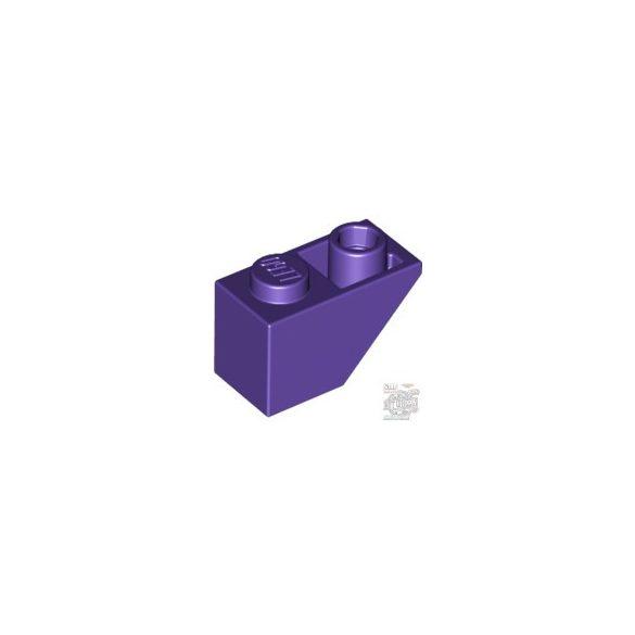 Lego ROOF TILE 1X2 INV., Medium lilac