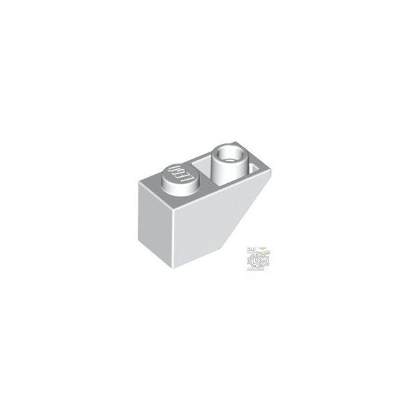 Lego ROOF TILE 1X2 INV., White