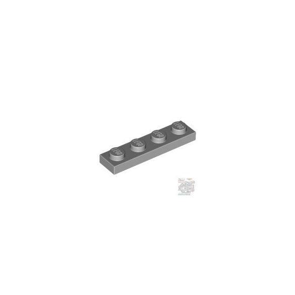 Lego Plate 1x4, Light grey