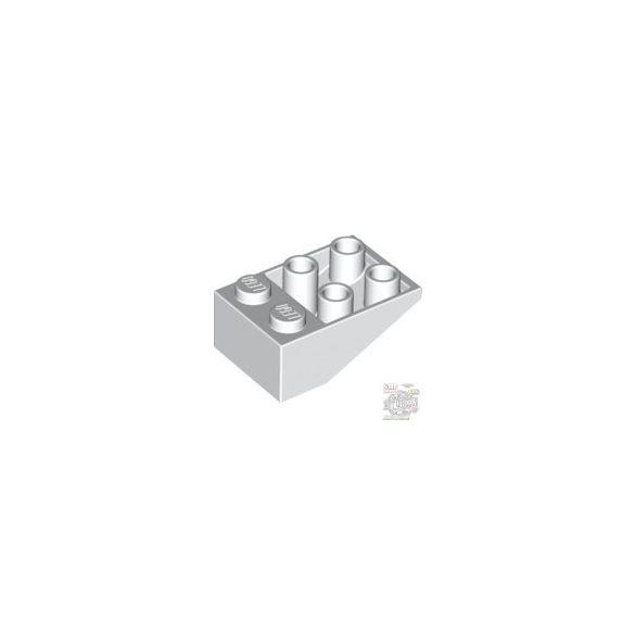 Lego ROOF TILE 2X3/25° INV., White